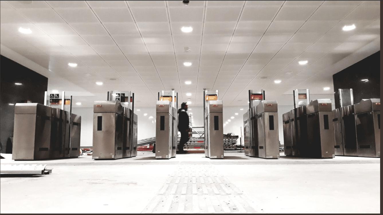 L'estació de Sabadell Centre torna a funcionar a partir de dilluns