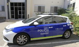 cotxe policia, policia municipal