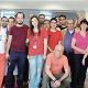 Membres de l'entitat i els voluntaris d'Ikea van passar junts un matí tan entretingut com productiu Els professionals d'Ikea van oferir la seva valuosa col.laboració en el muntatge dels mobles