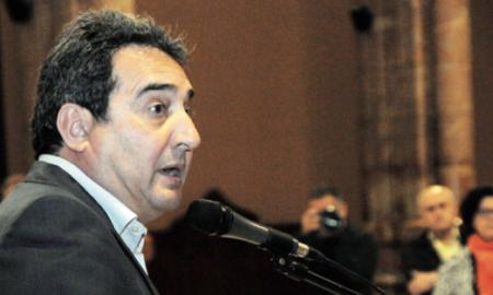 Manuel Bustos se retiró de la alcaldía el 14 de febrero del año 2013