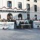 Activistes de la PAHC concentrats dilluns al migdia davant l'Ajuntament