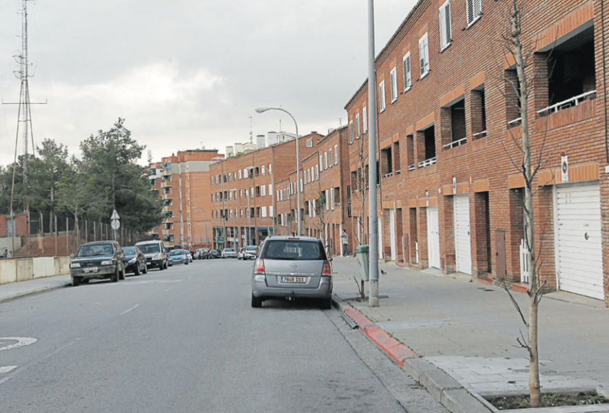Los ladrones han actuado en viviendas de la calle Atlanta y Pere Monistrol