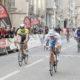 Una imatge de l'arribada de l'any passat a la Carretera de Prats