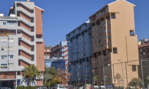 Una de les places de Can Deu / LLUÍS FRANCO