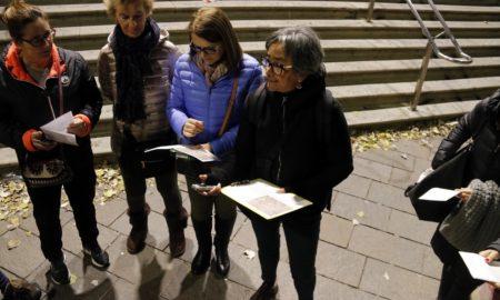 La dinamitzadora de les marxes, Marta Fonseca, del col·lectiu Punt 6 / ACN