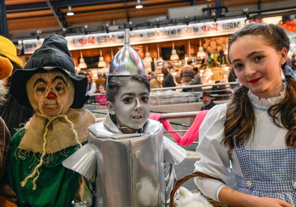 Carnaval al mercat central