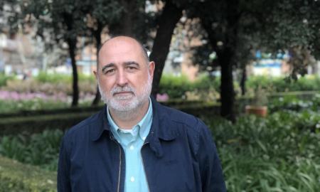 Xavier Garcés, alcalde de Barberà del Vallès