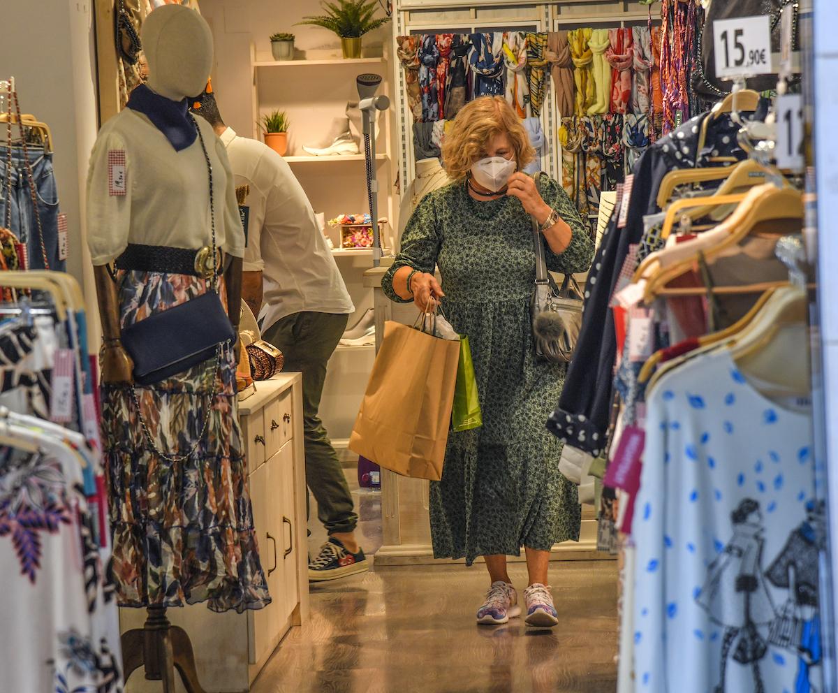 comerços botiga coronavirus fase 0 / LLF