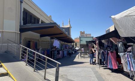 mercadillo mercat ambulant mercat central Sabadell