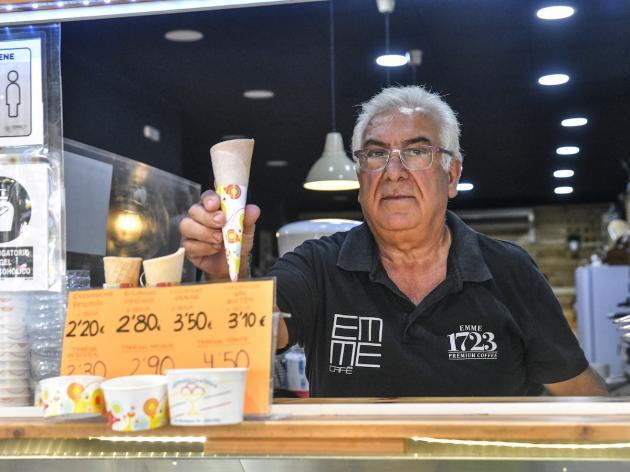 Cara a cara: tradició de la Gelateria de Ca n'Oriac vs. l'aposta de la Ferreteria de Sabadell