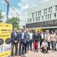 La presentació del projecte d'ampliació de les Urgències de l'Hospital Parc Taulí