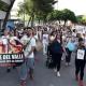 Els manifestants van recórrer diversos carrers del sud de Sabadell