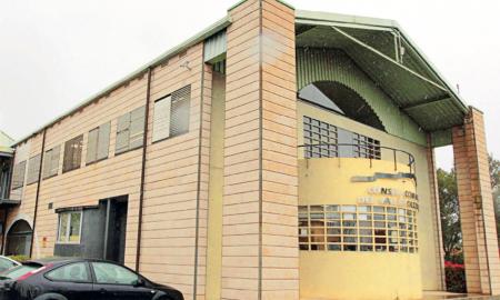 Edifici del Consell Comarcal del Vallès Occidental