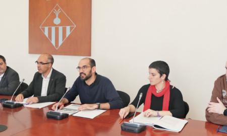 La presentació de l'auditoria a l'Ajuntament de Sabadell
