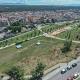 Vista aèria del parc del Nord