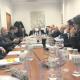 Els màxims representants de Pimec en la reunió