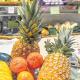 La fruita com la pinya és una alternativa lleugera