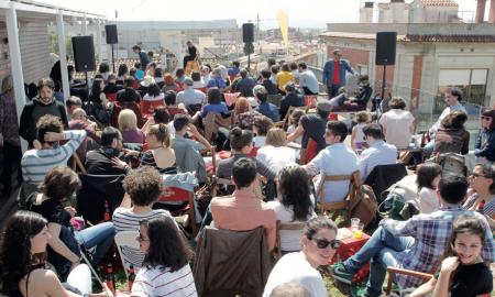 Els Vermuts de l'Embassa't porten propostes per tots els públics al centre de Sabadell