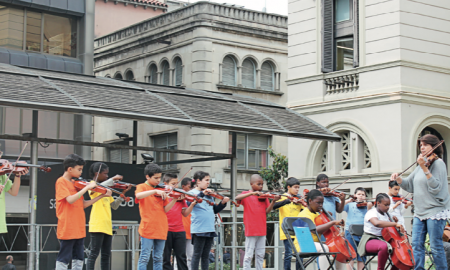 El concert dels estudiants d'aquest dimarts