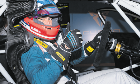 Jordi Gené fa molt de temps que treballa en el desenvolupament del cotxe