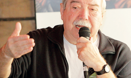 Manuel Navas, el president de la FAVS