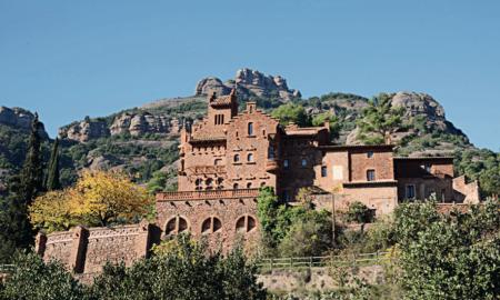 El Marquet de les Roques a la Vall d'Horta (Vallès Occidental)