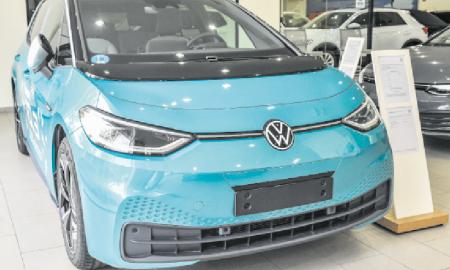 El nou model elèctric de Volkswagen, l'ID.3
