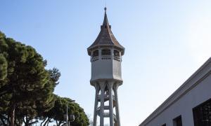 Torre de l'Aigua en l'actualitat / Pau Quintana