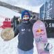 Castellet, a Aspen, ha sumat el quinzè podi en una Copa del món