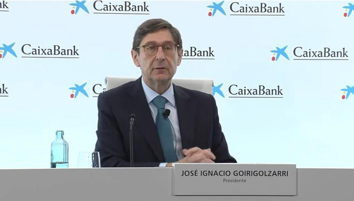 Jose Ignacio Goirigolzarri, fins ara president de Bankia i nou president del consell de CaixaBank / DS