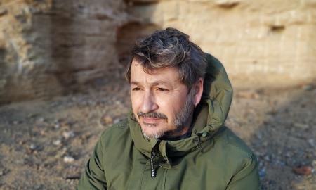 Albert Plans, guionista sabadellenc / Cedida