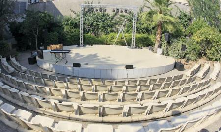 Amfiteatre dels Jardinets