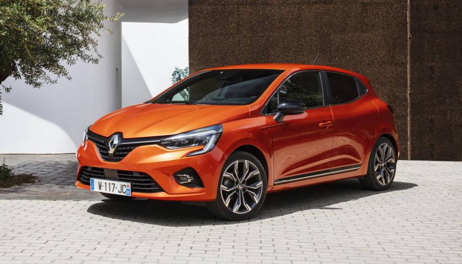 El Renault Clio ha estat el vehicle més venut durant el mes passat a la ciutat de Sabadell