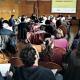 Moment de la reunió durant la constitució del Grup de treball