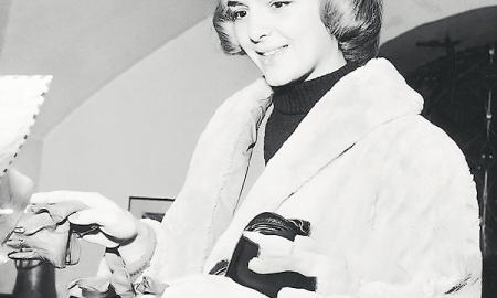 Sílvia Casablancas, en una fotografia d'arxiu
