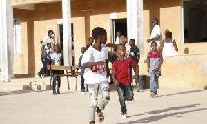 Fundació Fluidra lidera la creació d'una piscina a Senegal