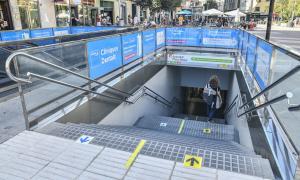 Sabadell Plaça Major rep el 34% dels usuaris sabadellencs